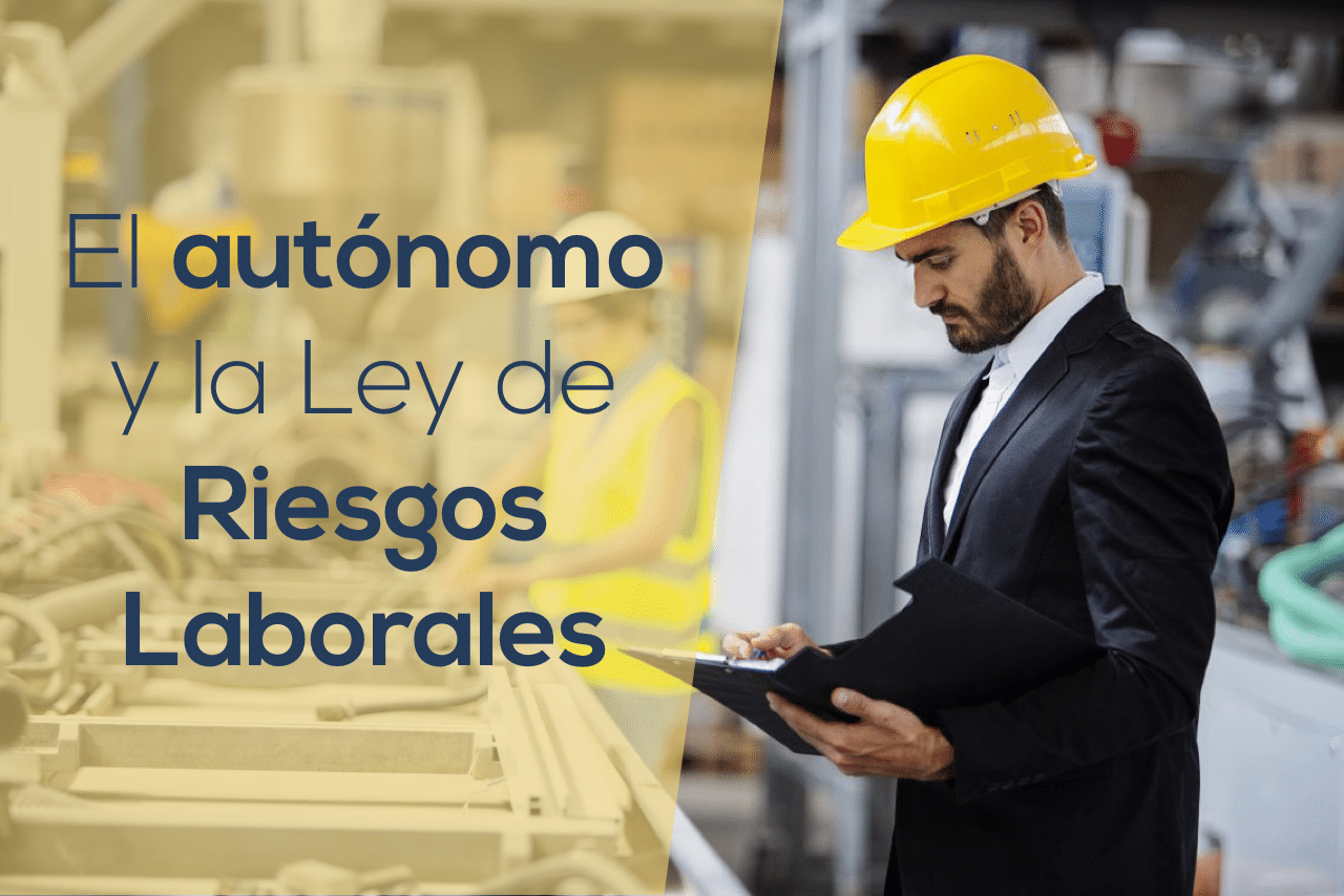 autonomo y riesgos laborales