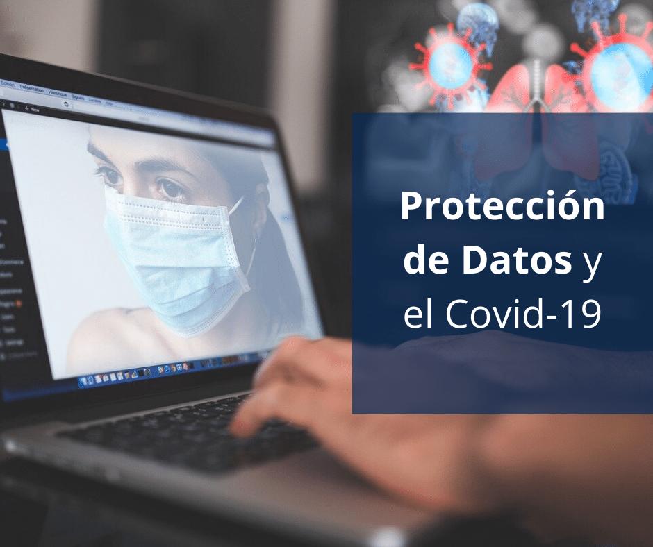 proteccion de datos y el covid 19